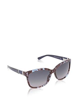 HUGO BOSS Gafas de Sol 0628/SHDPGJ57 (57 mm) Azul Celeste / Marrón