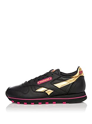 REEBOK Sportschuh Cl Lea Guilded Update W