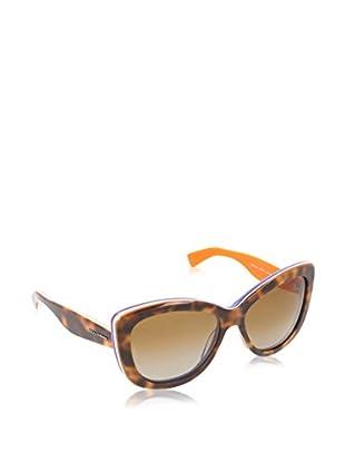 Dolce & Gabbana Gafas de Sol Polarized Mod. 4206 2765T5 (57 mm) Havana
