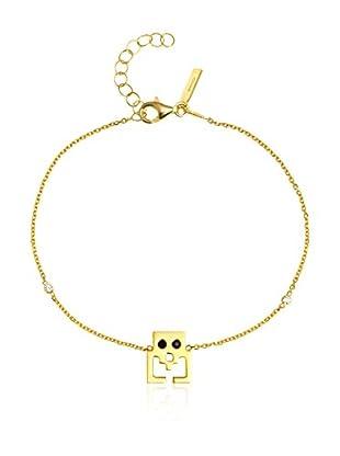 Maria Francesca Pepe Armband Sterling-Silber 925