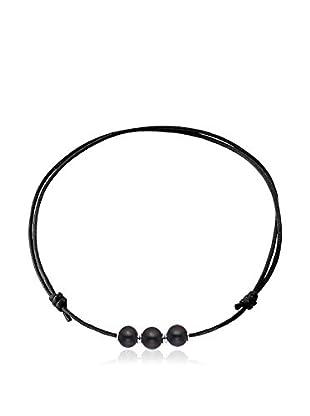 Pacific Life Halskette 46 cm schwarz