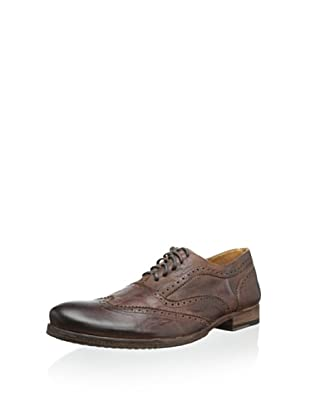 Bed|Stü Men's Corning Wingtip (Brown)