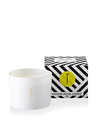 Kate Spade Saturday T Initial 8-Oz. Candle