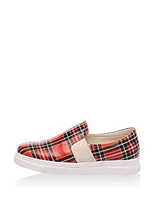 Los Ojo Slip-On Carro