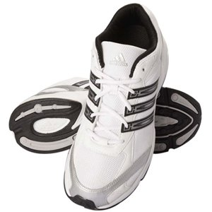 Adidas Sukoi Running Shoes -WhiteBlack-L44117 | Color Multicolour