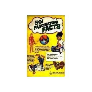 501 Fascinating Facts Shree (502 Facts Shree Series)