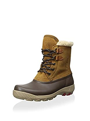 Cougar Women's Maple Sugar Lace-Up Insulated Snow Boot (Chocolate/Oak)