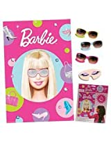 Barbie All Doll D Up Party Game Poster - 1Ct
