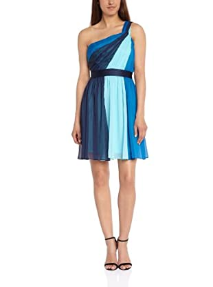 Manoukian Vestido Eleusis (Azul)