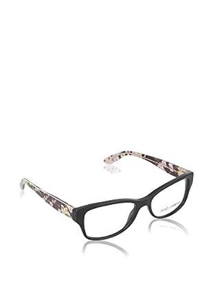 Dolce & Gabbana Montura 3204 2846 (53 mm) Negro