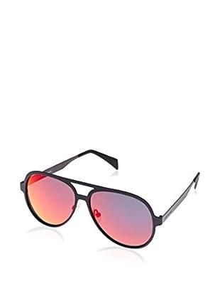 ITALIA INDEPENDENT Sonnenbrille 0021T-055-58 (58 mm) schwarz