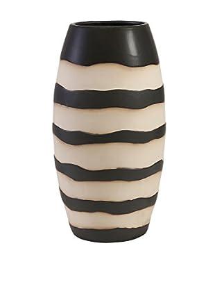 Anubis Ceramic Vase