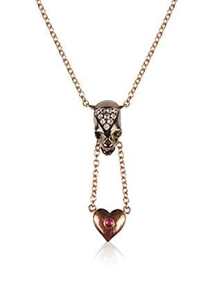Leyla Abdollahi London Halskette Sterling-Silber 925