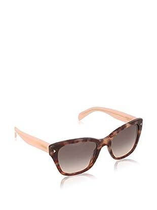Prada Sonnenbrille 09SS (54 mm) havanna/sand