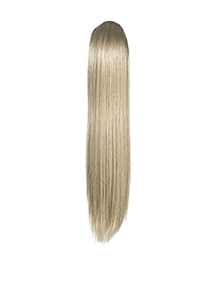 Love Hair Extensions Kunsthaar-Pferdeschwanz Alice mit Krokodilklemme 45cm 18/22 Ash Blonde / Beach Blonde