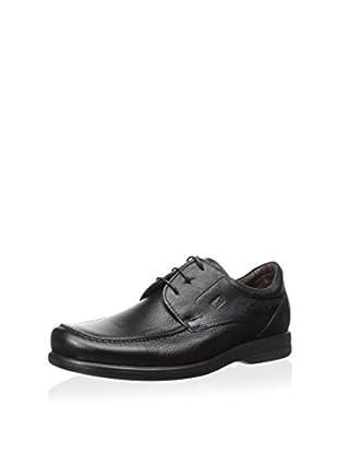 Fluchos Men's Professional Plain Toe Oxford
