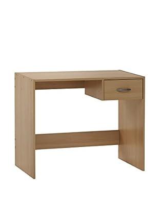 13 Casa Schreibtisch Honor 1 braun