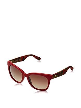Mcq Alexander McQueen Gafas de Sol MCQ0001/S (54 mm) Rojo
