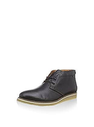 Wolverine Schnürstiefelette Julian Black Leather