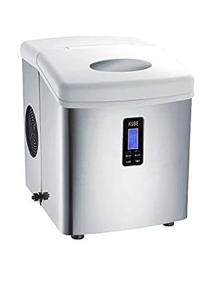 H.koenig Eiscreme Maschine KB15 weiß/grau
