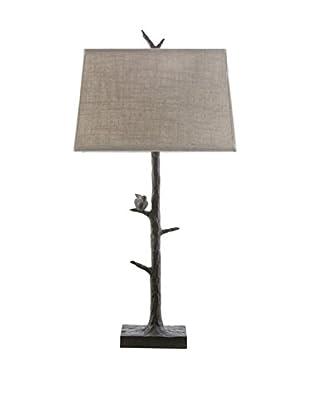 Surya Weber 1-Light Table Lamp, Bronze