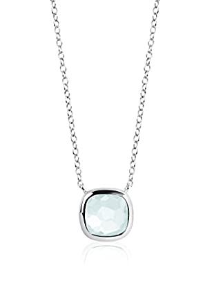 DI GIORGIO PARIS Halskette Dgm74Ca rhodiniertes Silber 925