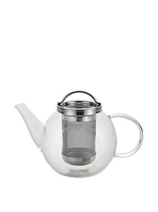 BonJour 27-Ounce Harmony Glass Teapot, Glass