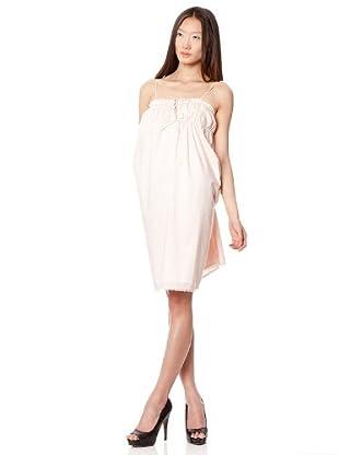 Custo Vestido Yeni (Rosa Claro)