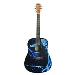 Sonido Medium Size Semi Acoustic Guitar