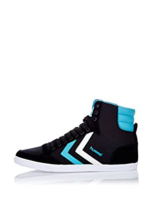 Hummel Sneaker Slimmer Stadil High (schwarz)