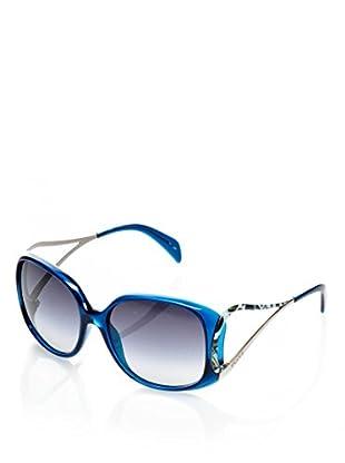 Emilio Pucci Sonnenbrille EP701S blau