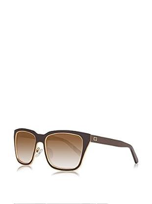 GUESS Sonnenbrille 6850 (54 mm) dunkelbraun