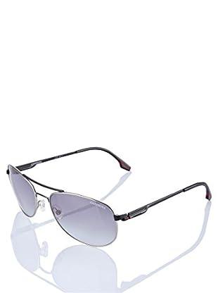 Carrera Sonnenbrille 64 silber
