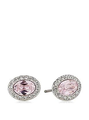 Swarovski Ohrring  silberfarben/rosé