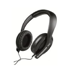 SENNHEISER PX 202 II Over-Ear Headphone (Black)