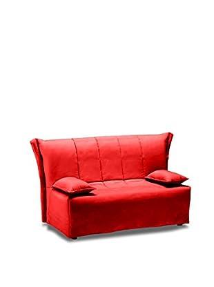 Divano Letto F00040803018 Rosso
