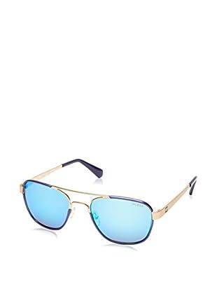 Guess Occhiali da sole GU6853 (56 mm) Oro/Blu