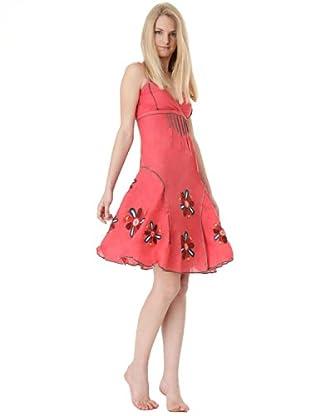 Desigual Vestido Martin (Fresa)