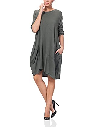 Tantra Kleid Asymetric with Pockets