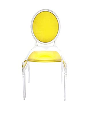 ACRILA Sixteen Chair, Yellow
