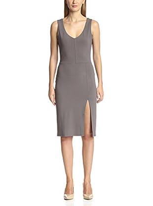 Twenty Tees Women's Dress with High Slit