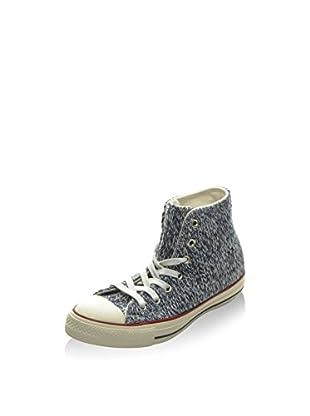 Converse Sneaker All Star Hi Wool-Multicolore Knit