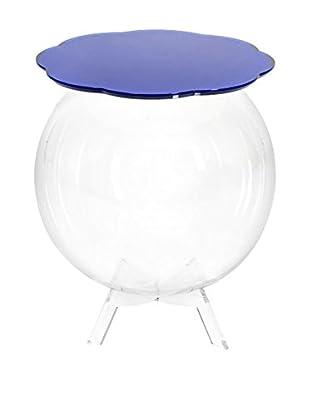 Iplex Design Beistelltisch Boollino blau