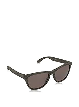 Oakley Gafas de Sol Polarized Frogskins (55 mm) Antracita