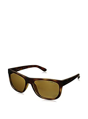 ARNETTE Gafas de Sol Polarized Fire Drill Lite (56 mm) Havana