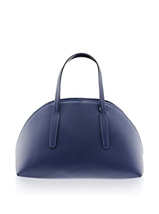 Lisa Minardi Bolso asa al hombro  Azul