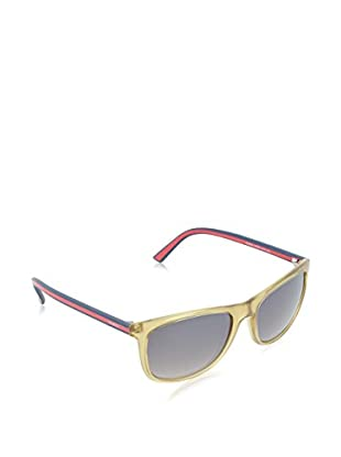 Gucci Sonnenbrille 1055/SNQ0VW ocker/rot