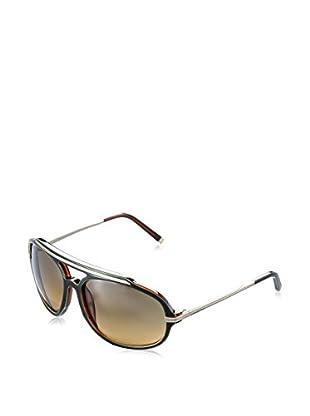 D Squared Sonnenbrille DQ008959 (59 mm) carbon/grün/havanna