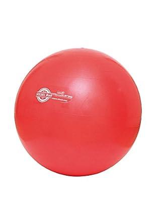 Sissel Pilates Ball 55 cm rot