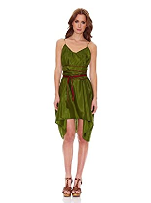 Candora Vestido Ceri (Verde)